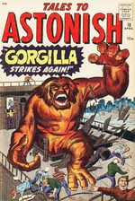 Tales To Astonish # 18
