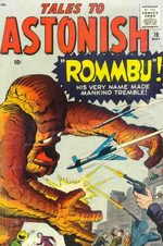 Tales To Astonish # 19
