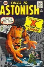 Tales To Astonish # 20
