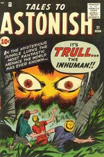 Tales To Astonish # 21