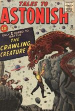 Tales To Astonish # 22