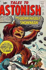Tales To Astonish # 24