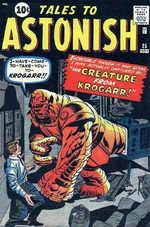 Tales To Astonish # 25