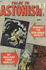Tales To Astonish # 26