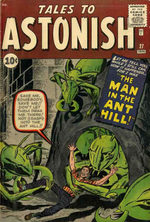 Tales To Astonish # 27