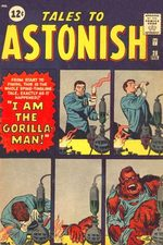 Tales To Astonish # 28