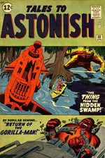Tales To Astonish # 30