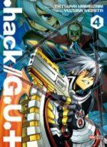 .Hack// G.U. + 4 Manga