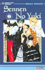 Sennen no yuki T.2 Manga
