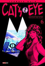 Cat's Eye 6 Manga