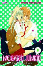 Nosatsu Junkie T.4 Manga