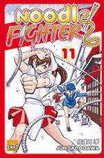 Noodle Fighter 11 Manga