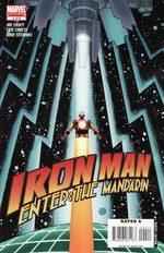 Iron Man - Au commencement était le Mandarin # 4