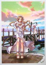 Kozue Amano - Stella (Illustration Works 2) 1 Artbook