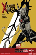 Uncanny X-Men # 4