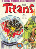 Titans # 19