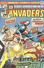 The Invaders # 3