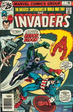 The Invaders # 7