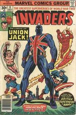 The Invaders # 8