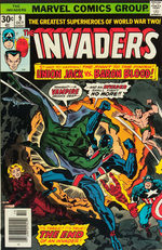The Invaders # 9