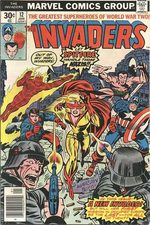 The Invaders # 12