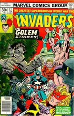 The Invaders # 13