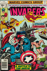 The Invaders # 15