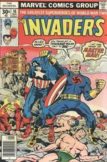 The Invaders # 16