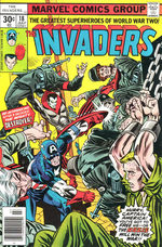 The Invaders # 18