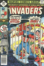 The Invaders # 19