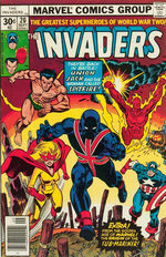 The Invaders # 20