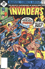 The Invaders # 21