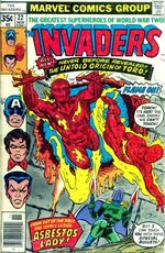The Invaders # 22
