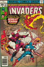 The Invaders # 23