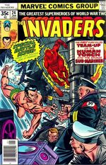 The Invaders # 24