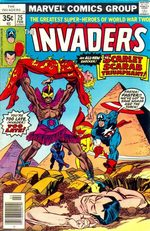The Invaders # 25