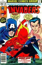 The Invaders # 26