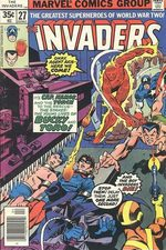 The Invaders # 27