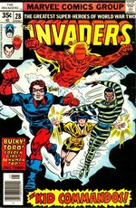 The Invaders # 28