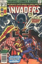 The Invaders # 29