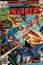 The Invaders # 30