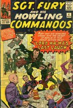 Sgt. Fury And His Howling Commandos # 4