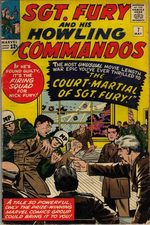 Sgt. Fury And His Howling Commandos # 7