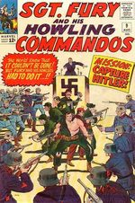 Sgt. Fury And His Howling Commandos # 9