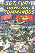 Sgt. Fury And His Howling Commandos # 10