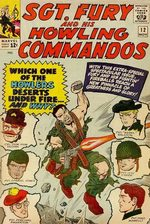 Sgt. Fury And His Howling Commandos # 12