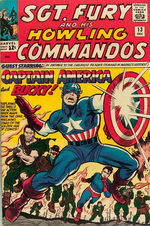 Sgt. Fury And His Howling Commandos # 13