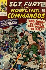 Sgt. Fury And His Howling Commandos # 15