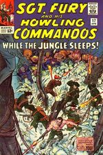 Sgt. Fury And His Howling Commandos # 17