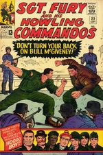 Sgt. Fury And His Howling Commandos # 22
